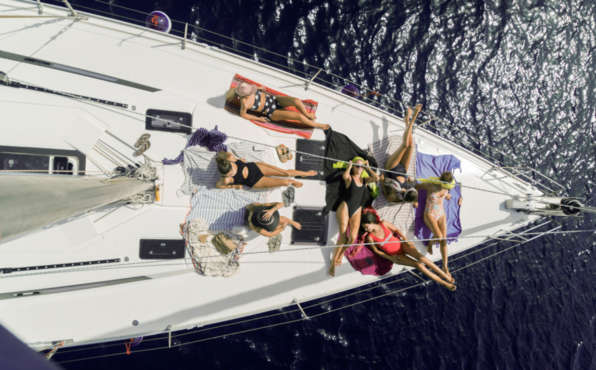 [Photo: Ionian 5   Asterion Sailing ]
