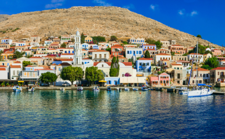[Photo: Pictorial Chalki Island Dodecanese | Asterion Sailing ]