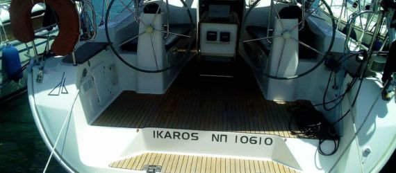 [Photo: B40 Ikaros 2 | Asterion Sailing ]